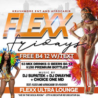 FLEXX FRIDAYS